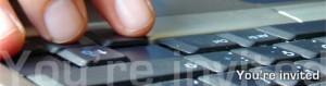 You'r Invited door Dommelweb Den Bosch Internetmarketing en webdesign