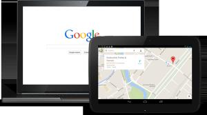 Google Maps gevond