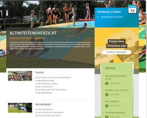 Website Eurocamping