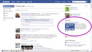 Standaard Facebook Advertenties